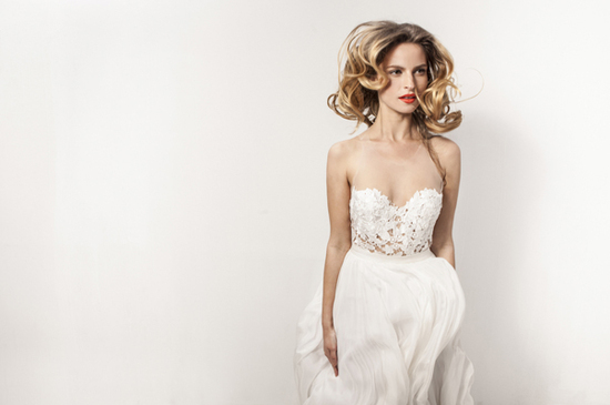 Anya Fleet wedding dress 2013 bridal 2