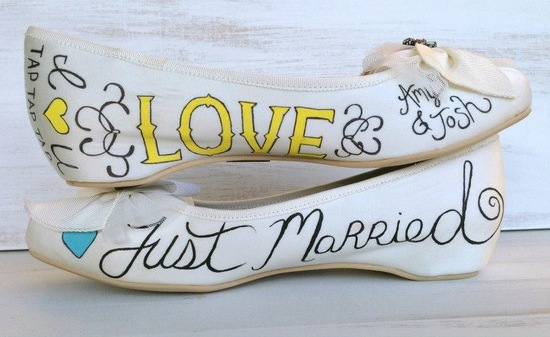 photo of Made To Order Wedding Shoes