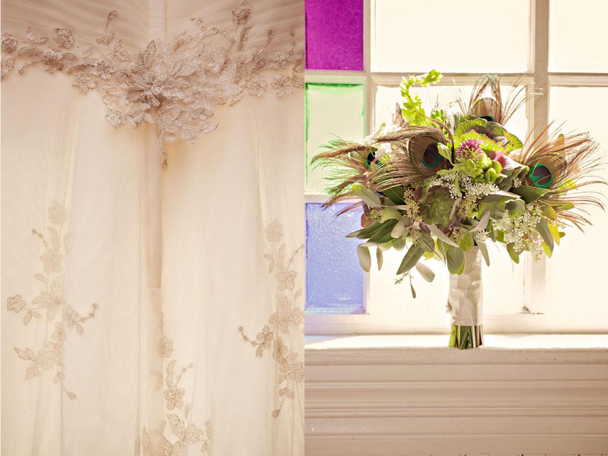 Wedding Gowns Austin Texas : Real weddings austin tx lace wedding dress statement