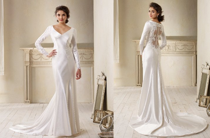 Get the look- Twilight wedding in Breaking Dawn, Bella\'s wedding dress