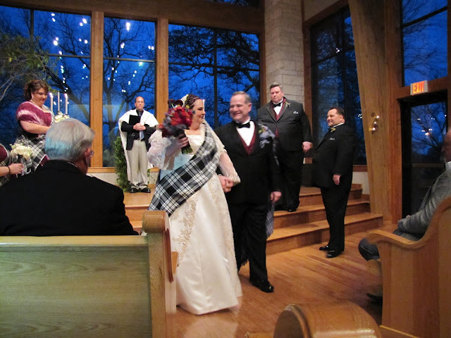 Rita And Lawrences Celtic Themed Wedding At The Harmony Chapel In