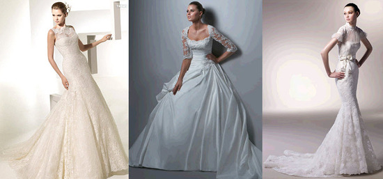 Get Ivanka's Vera Wang look for less with more reasonable wedding dress designers