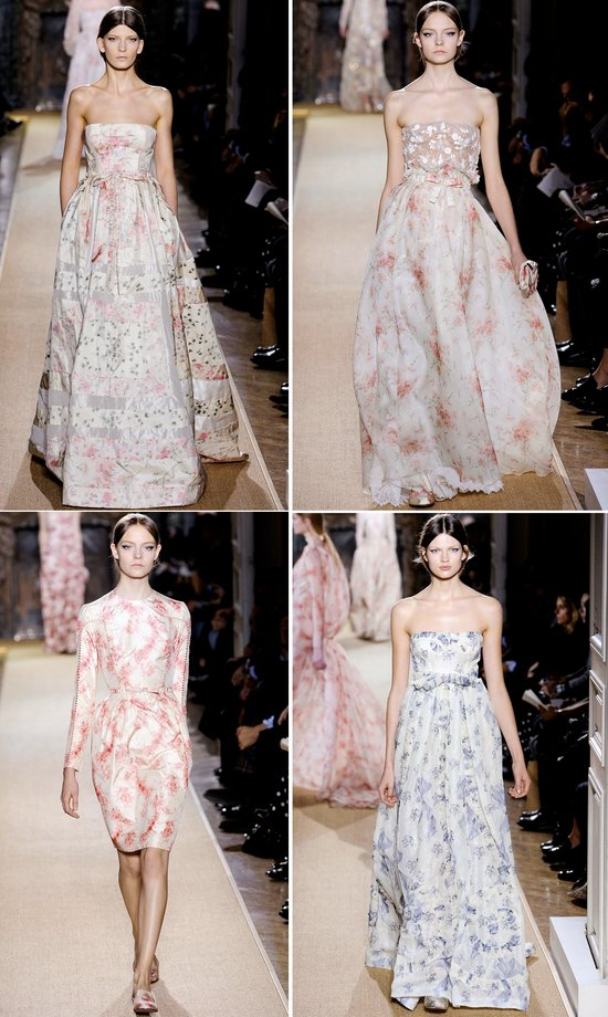 valentino couture spring 2012 wedding dress ideas