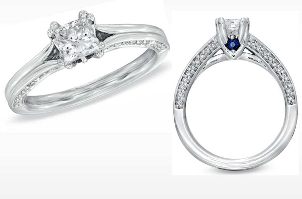 Vera Wang Love Engagement Rings Ideabook By Onewed On Onewed