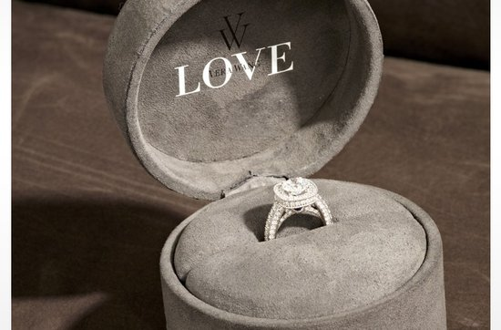 Vera Wang Love engagement rings for Zales