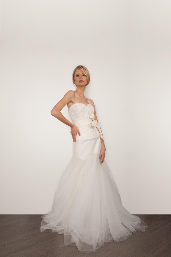 Sarah Janks Wedding Dress 2013 Bridal Clarissa