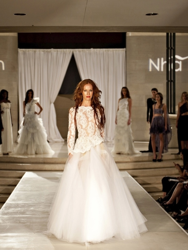 photo of Introducing Nha Khanh's Divine Wedding Dresses