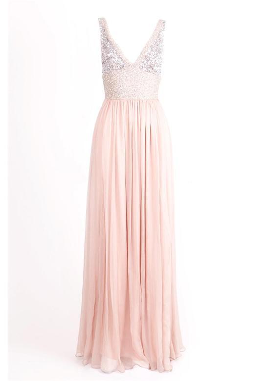 photo of Glittery princess wedding dress by Rachel Gilbert