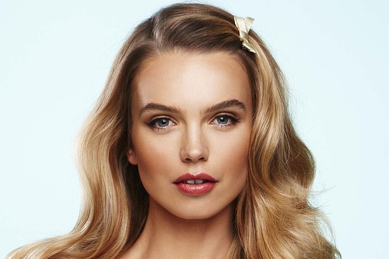 photo of Bridal beauty inspiration for fall 2013 hair and makeup 1