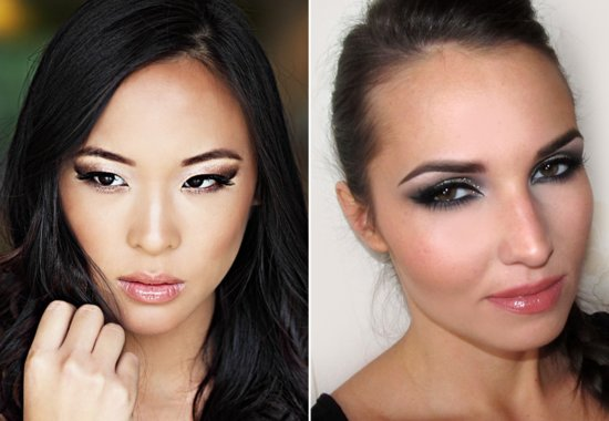 Fall wedding makeup inspiration for brides 2