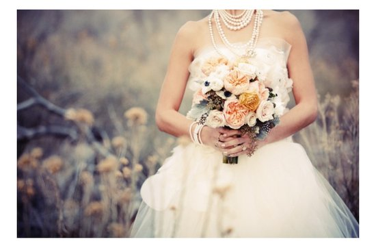 photo of Five Favorite Fall Bridal Bouquets
