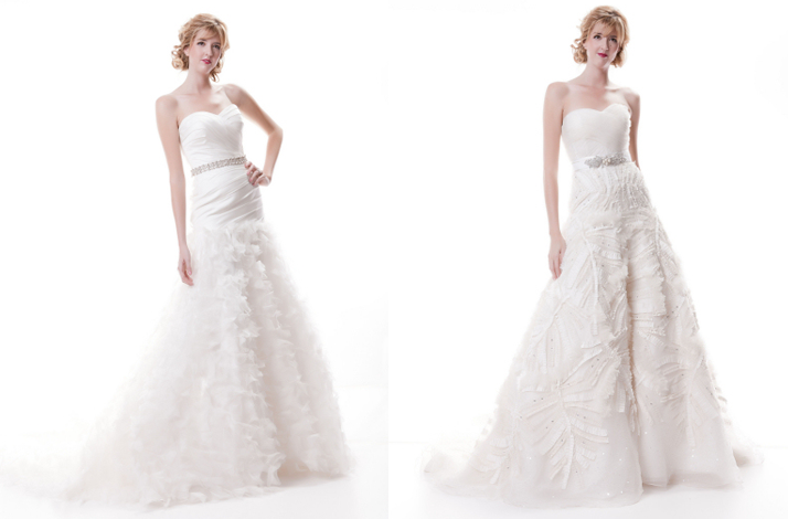 Houston Area Wedding Dresses