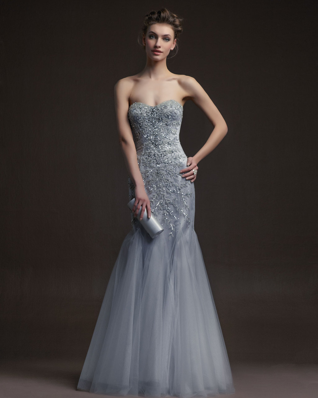 Gorgeous-2014-bridesmaid-dresses-from-aire-barcelona-silver-beaded-mermaid.full