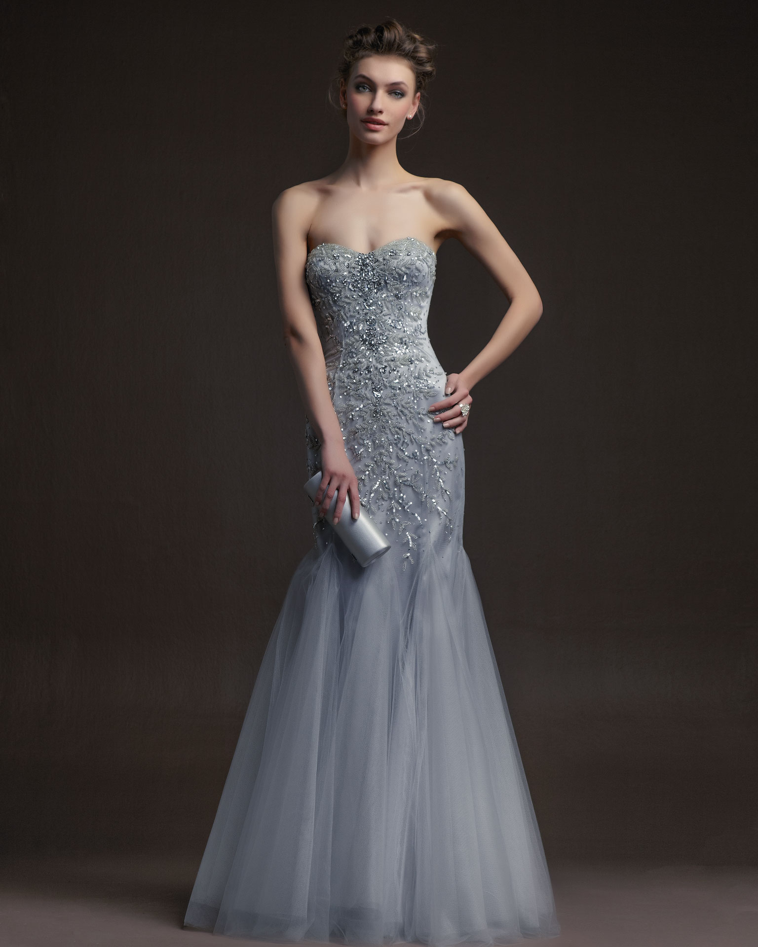Gorgeous 2014 bridesmaid dresses from aire barcelona chic for Wedding dresses in barcelona spain