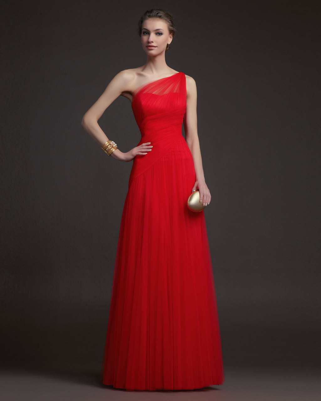 Gorgeous-2014-bridesmaid-dresses-from-aire-barcelona-red-tulle-one-shoulder.full