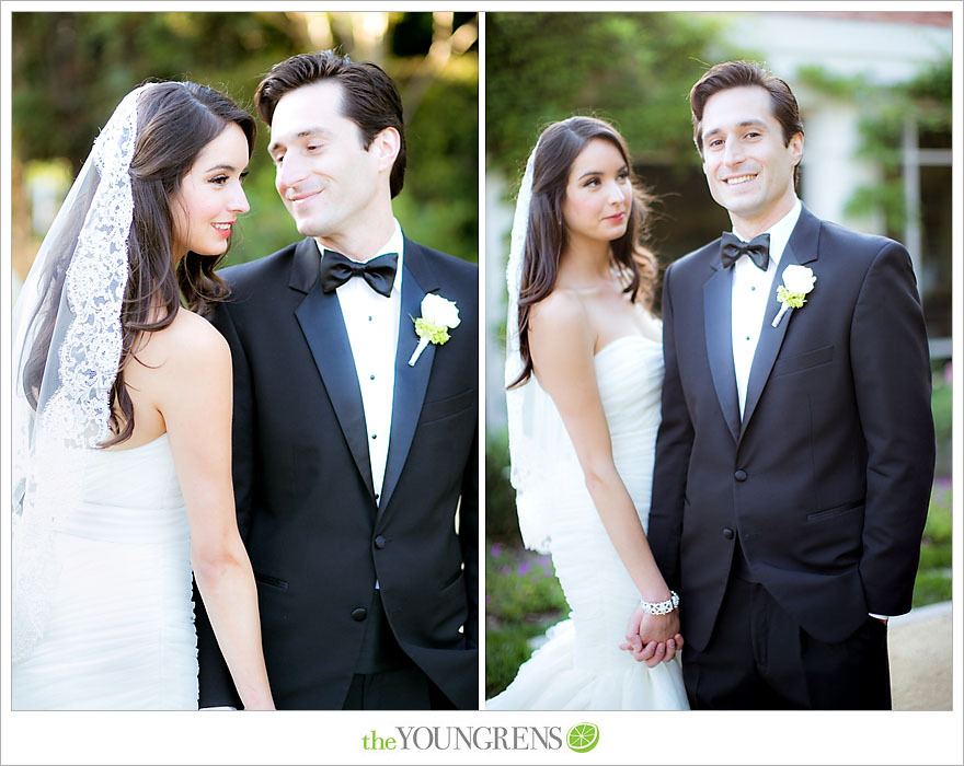 Black-tie-bride-and-groom-pose-for-portraits.full
