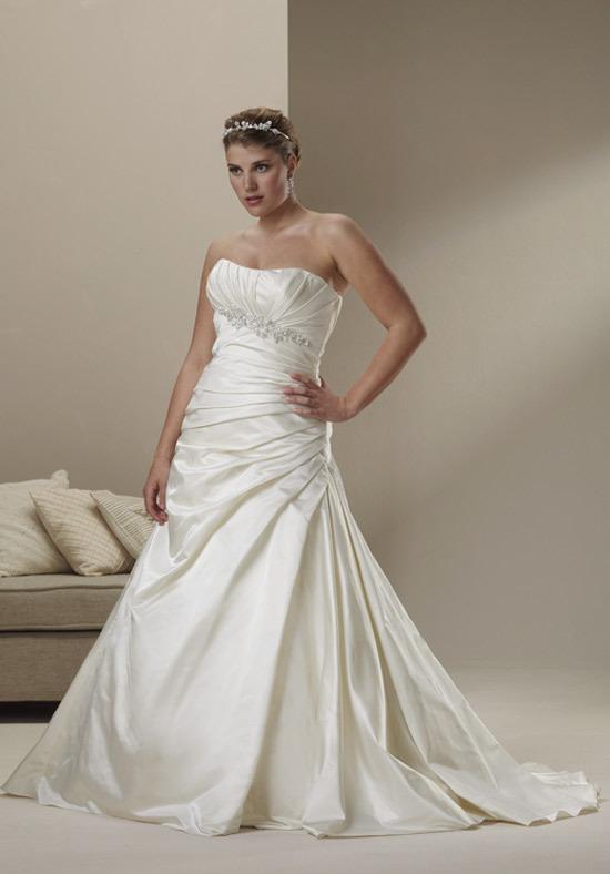 photo of Sincerity Bridal + wedding dress for full-figured brides