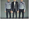 Casual-grooms-attire-navy-blue.square