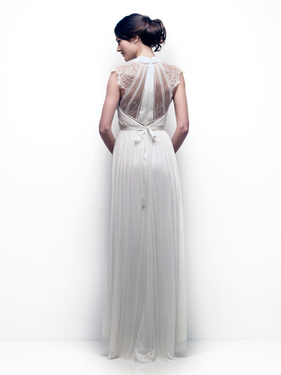 Catherine Deane wedding dress 2013 bridal Laverne long