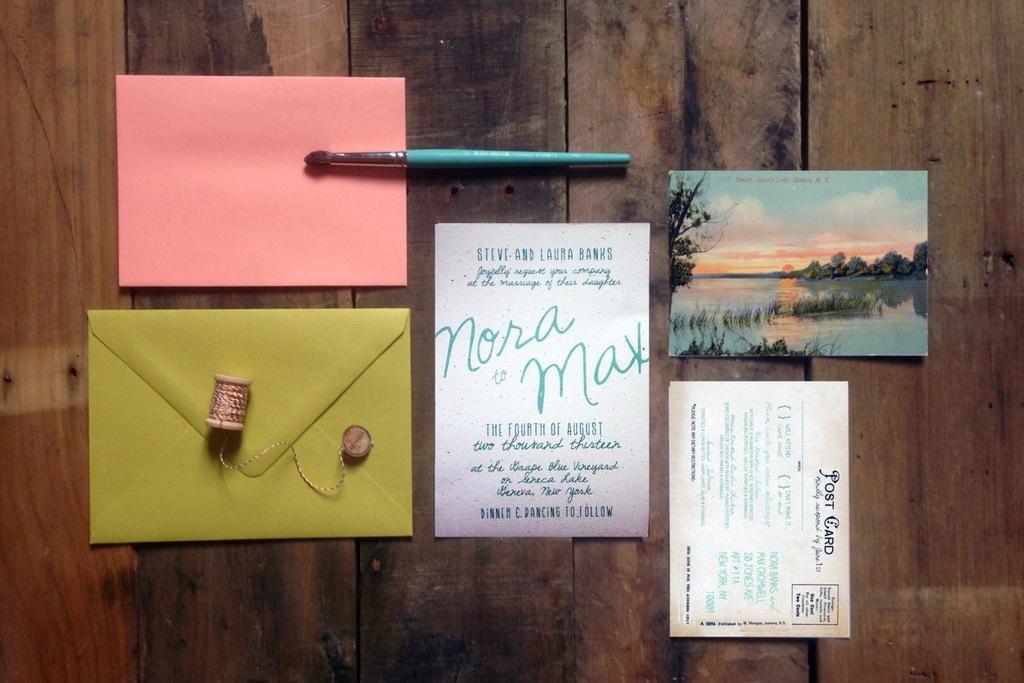 Sunset-lake-wedding-invitation-suite.full