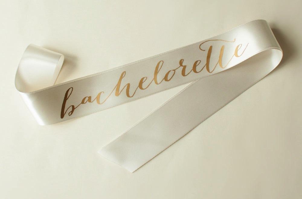 Elegant-ivory-and-gold-bachelorette-ribbon.full