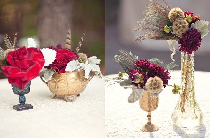 Romantic-wedding-centerpiece-red-roses-purple.full