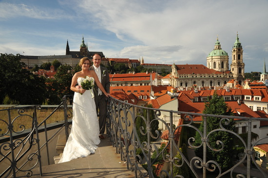 photo of Wedding In Prague