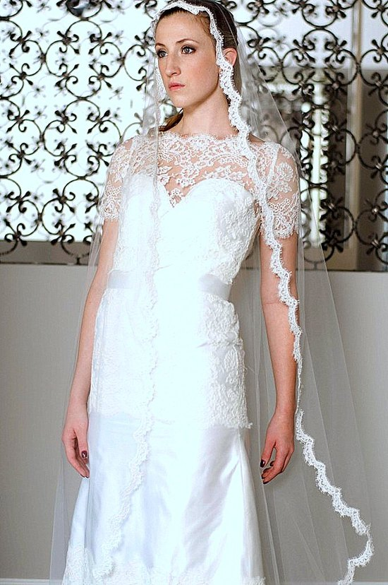 Jean Ralph Thurin wedding dress Fall 2013 bridal collection