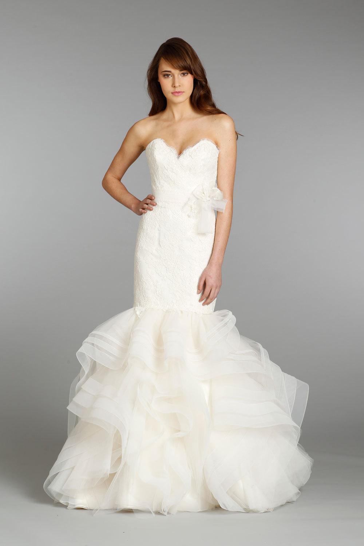 Alvina valenta wedding dress fall 2013 bridal 9350 for Alvina valenta wedding dress