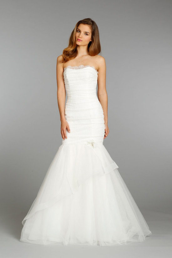 Alvina Valenta wedding dress Fall 2013 Bridal 9356