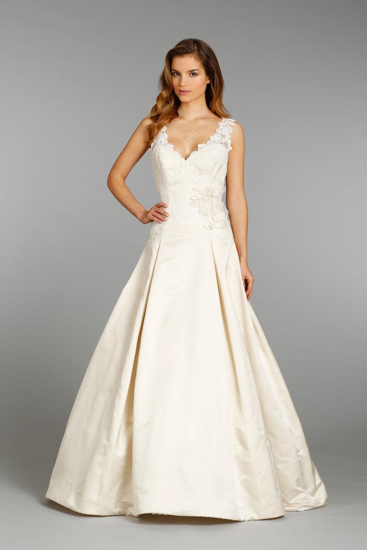 Alvina valenta wedding dress fall 2013 bridal 9357 for Alvina valenta wedding dress