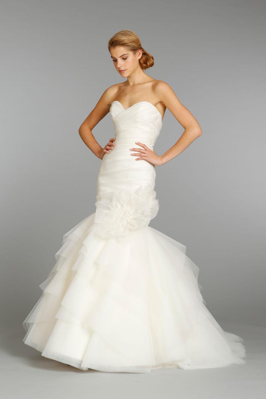 Alvina valenta wedding dress fall 2013 bridal 9359 for Alvina valenta wedding dress