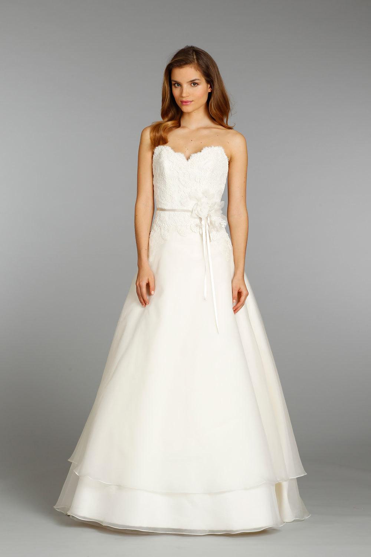 Alvina valenta wedding dress fall 2013 bridal 9360 for Alvina valenta wedding dress