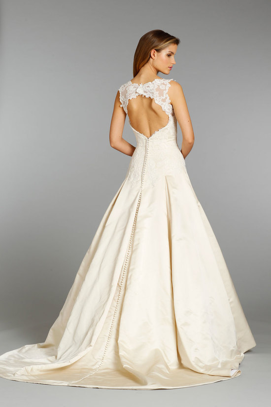 Alvina Valenta wedding dress Fall 2013 Bridal 9357
