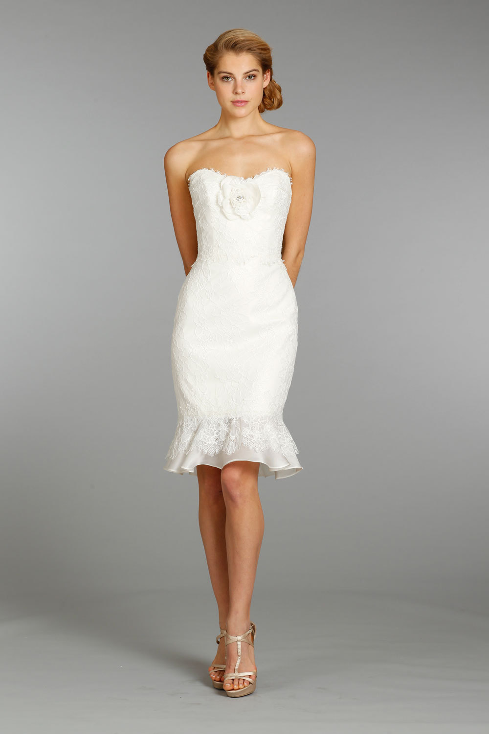 Alvina Valenta wedding dress Fall 2013 Bridal