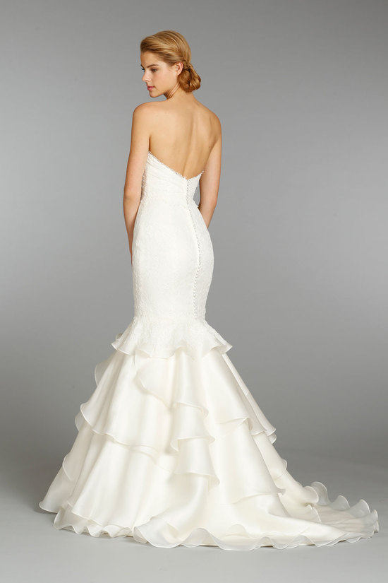 Alvina Valenta wedding dress Fall 2013 Bridal 9353