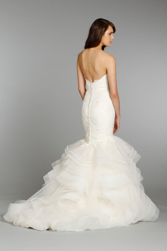 Alvina Valenta wedding dress Fall 2013 Bridal 9350