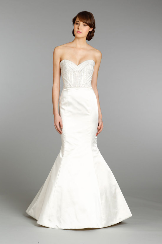 Alvina Valenta wedding dress Fall 2013 Bridal 9366