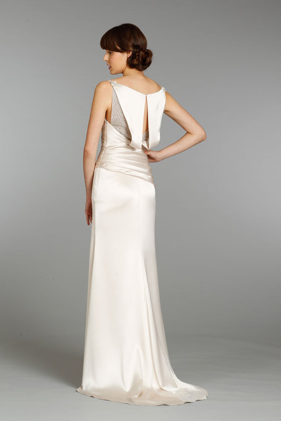 Alvina Valenta wedding dress Fall 2013 Bridal 9367
