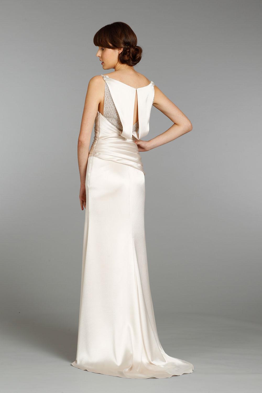 Alvina valenta wedding dress fall 2013 bridal 9367 for Alvina valenta wedding dress