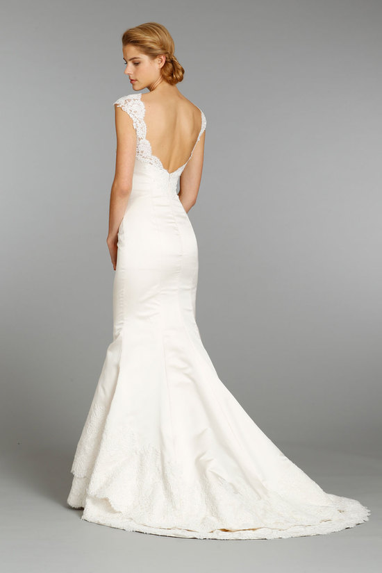 Alvina Valenta wedding dress Fall 2013 Bridal 9361