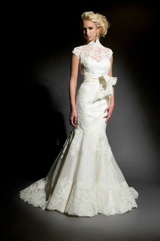 Eugenia couture wedding dress 2013 bridal 15