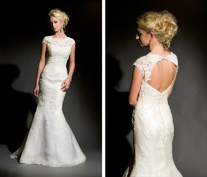 Eugenia couture wedding dress 2013 bridal 3