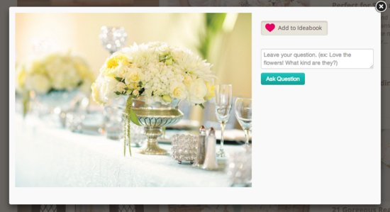 questions and answers from OneWed for brides