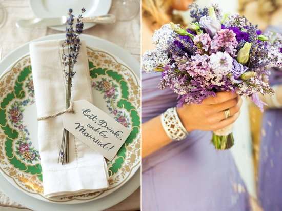 Amazing wedding photography by Shannen Natasha purple bouquet vintage china
