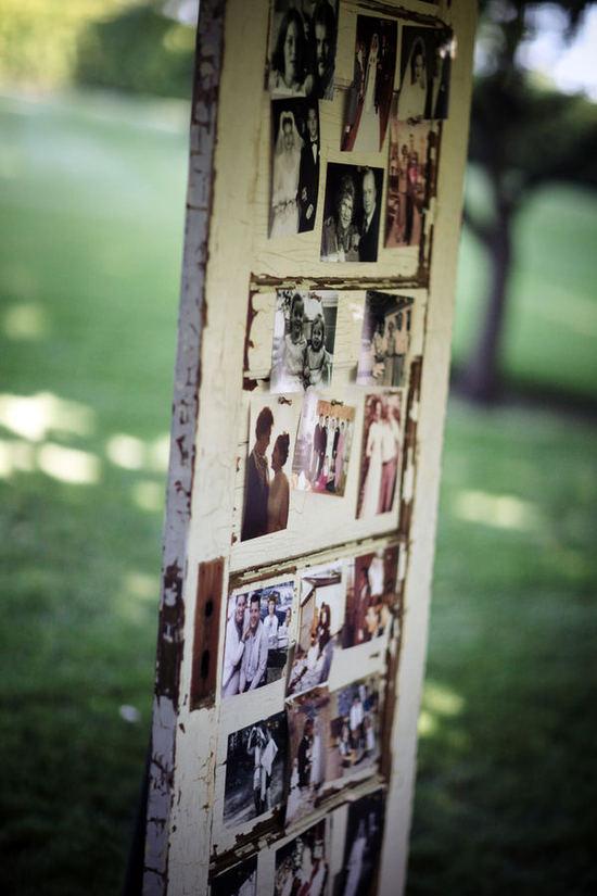 photo of Vintage Wedding Must-Do: Wedding Door Decor