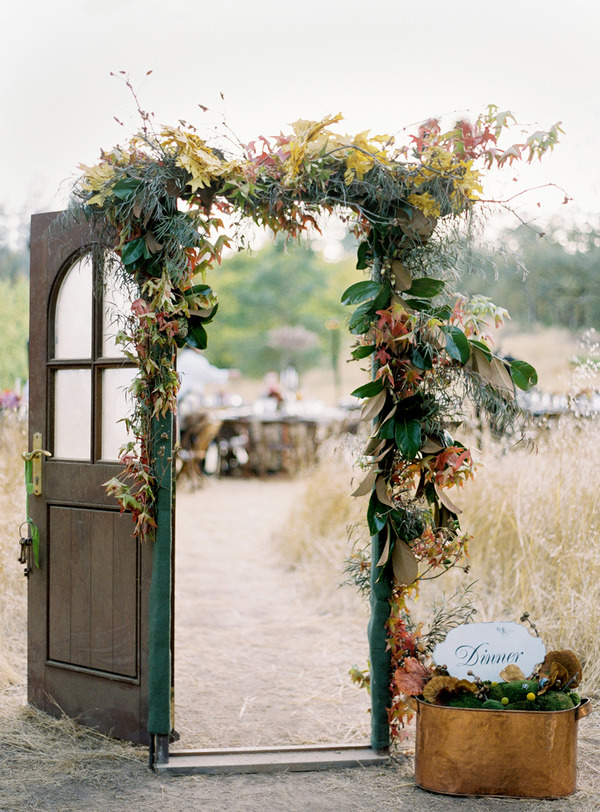 Vintage Backyard Wedding Ideas : Vintage wedding decor ideas ceremony and reception details, ceremony
