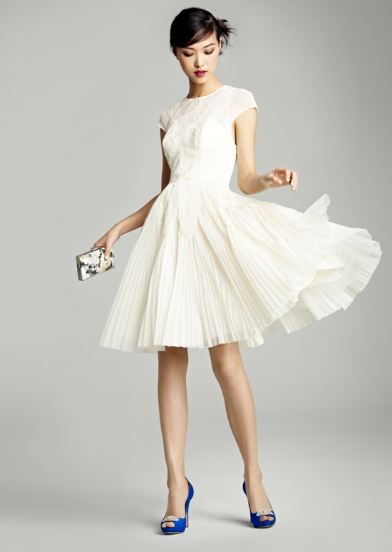 photo of Ted Baker London Bridesmaid Dress