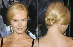 photo of Wedding Hairstyle Inspiration: Iconic Looks from the Red Carpet