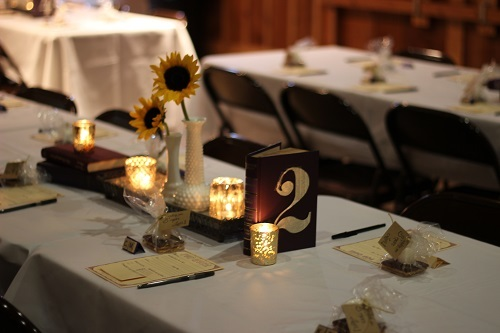 Momentarily Yours Events Vintage Rentals Kansas City Wedding